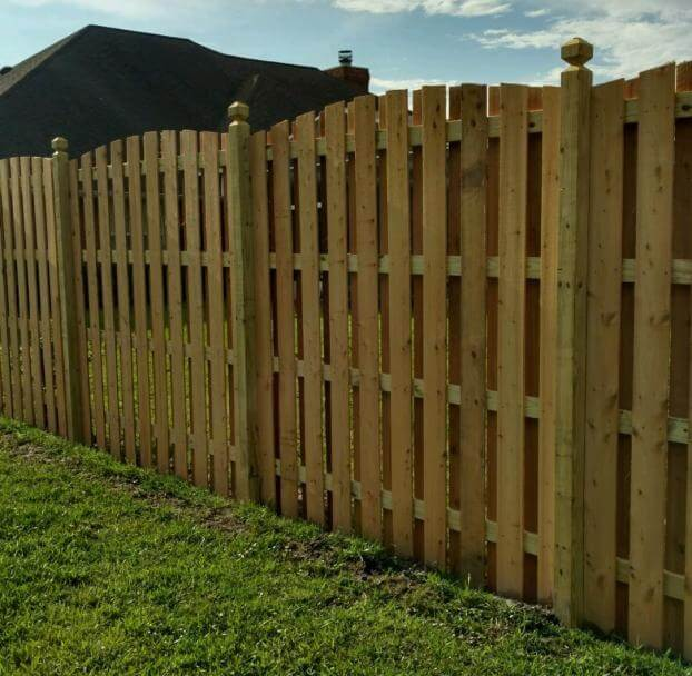 Wood fence contractor serving columbus ga