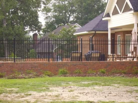 Pool Fence Fence Contractor Serving Columbus Ga Fence